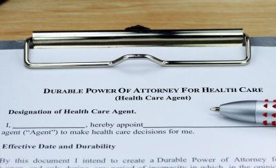 Massachusetts Health Care Proxy - The Association of Raytheon Retirees